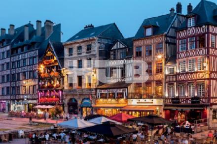 Città di Rouen